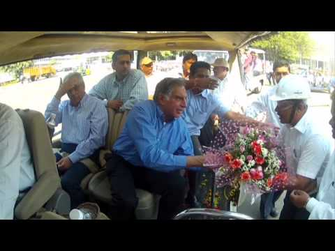 Pune plant on Dec 28, 2012 (Mr. Ratan N. Tata's birthday)