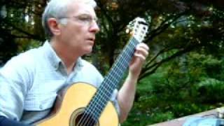 3 Mazurkas by A J Manjon  Guitar by Stephen Boswell