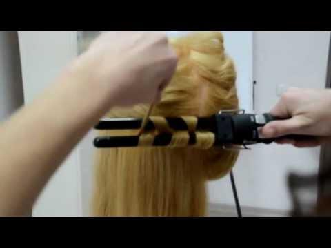 Щипцы для волос чтобы сами завивали