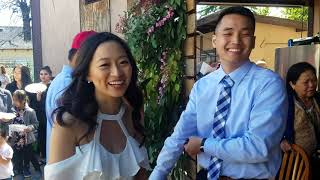 CHANDRA HER AND VUE YANG  HMONG  WEDDING  3-24-2018