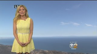 Jackie Johnson's Weather Forecast (August 13)