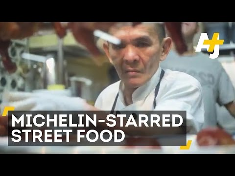 Street Food Chef Wins Michelin Star