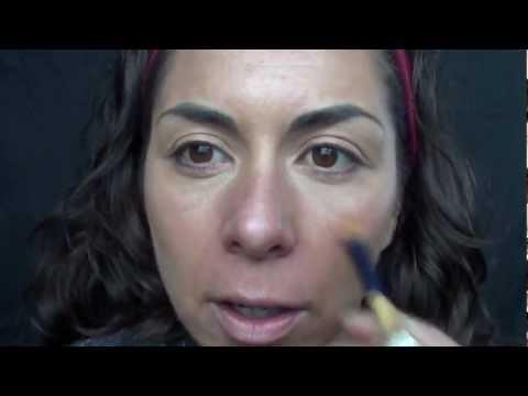 Foundation Application|Bianca Fallon Hairstylist & Makeup Artist