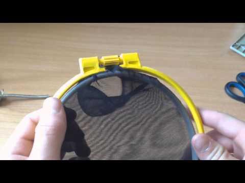 Как сделать поп-фильтр к микрофону
