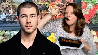 Nick Jonas's Personal Chef Cooked All My Meals For A Week • Tasty