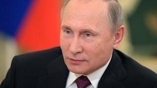 Intel report: Putin aspired to help Trump