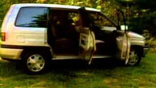 MotorWeek- 1989 Mazda MPV