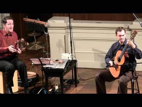 bate coxa (Pereira) Guitar and percussion