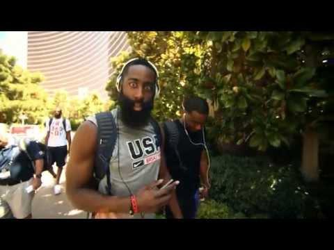 USA Basketball's All-Access Look at Las Vegas Training Camp