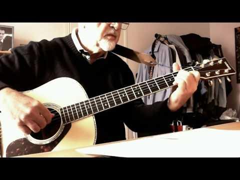 Beatles - Lady Madonna (Arrangement Picking By Marcel Dadi)