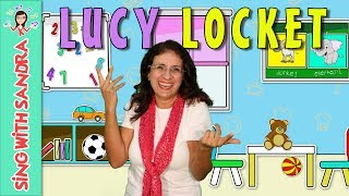 Lucy Locket Lost Her Pocket   Children Songs   Nursery Rhymes   Music For Kids   Sing With Sandra