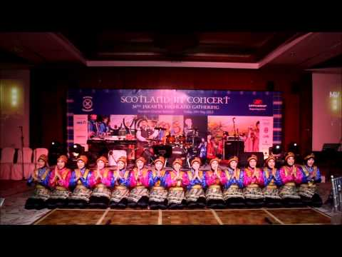 Saman Universitas Al Azhar Indonesia  Jakarta Highland Gathering Day 1 video