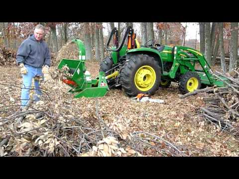 Wallenstein BX42 Wood Chipper
