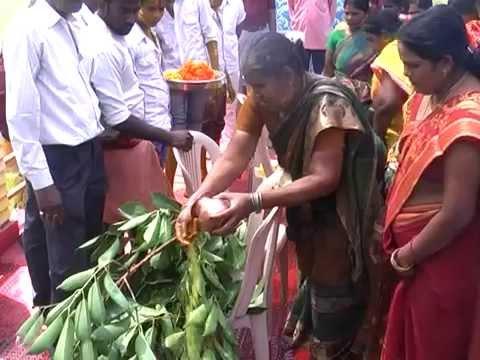 Solapuri Devi Kali Mata Kalah Shobhayatra Telugu Samaj C.G.