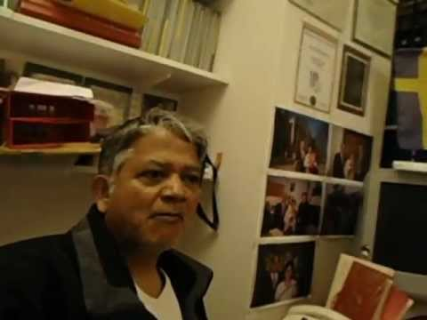 Hari Sharma busy Office in University Hospital, Anesthesiology July 22, 2012.mov