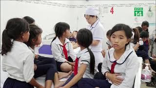 Dùng thử sản phẩm tiếp thị tại trường, hàng chục học sinh nhập viện | VTC14