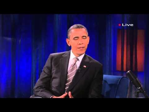 Obama Funny Interview with Singeetham Srinivasa Rao - Part4 -...