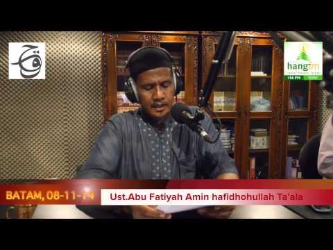 Program Muslim First Channel-Ust Abu Fatiyyah Amin-