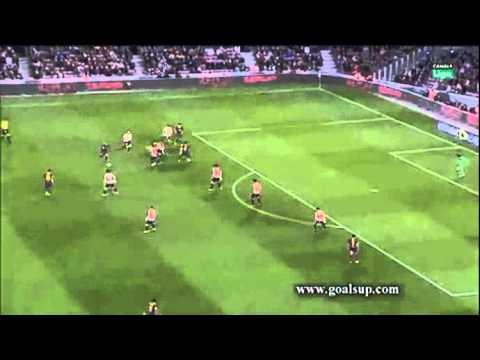 Video Barcelona 2-1 Athletic Bilbao