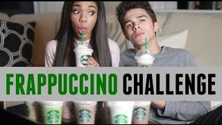 Frappuccino Challenge (w/ Teala Dunn)   Brent Rivera