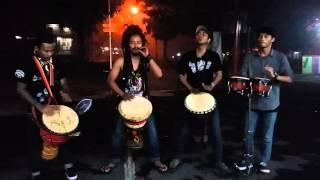 download lagu Dellu Uyee Jaming Percussion Djembe gratis