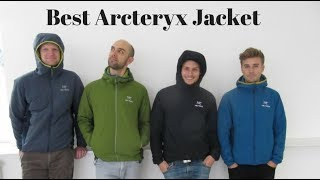 Best Arcteryx Jacket for Everyday Use - Top Product of 2018