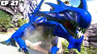 Giving Birth to the King of all Reapers! (Over Lvl 1000!) | ARK MEGA Modded #27 (Pugnacia)