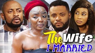 The Wife I Married Part 1&2 - Chioma Akpotha & Oma Nnadi Latest Nigerian Nollywood Movies.