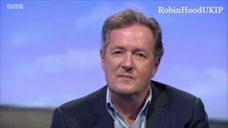 Piers Morgan on his friend Donald Trump, tells snowflake liberals to get over it