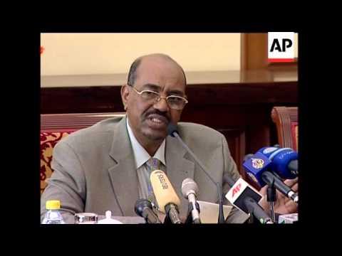Sudan President reiterates refusal to accept UN troops in Darfur
