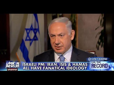 • Benjamin Netanyahu • Hamas and ISIS Have Same Goal • Greta • 10/2/14 •
