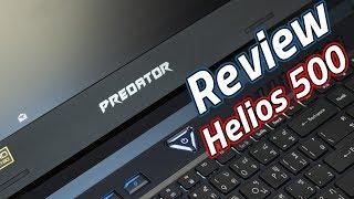 Predator Helios 500 พี่เบิ้มรุ่นใหญ่ จอ 4K สเปคแน่นปึก i9 + GTX 1070 ราคาแสนนิดๆ - Review