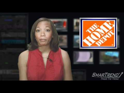 News Update: Regular Session: Home Depot Rises Ahead of Earnings Release