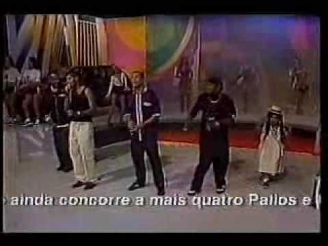 SAMPA CREW NO PROGRAMA SERGIO MALANDRO DA REDE MANCHETE