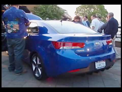 KIA FORTE KOUP Fast look Video