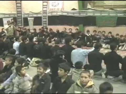 محرم افغان های ایران , ورامین  Muharram Iran tehran Part 1