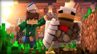 Chicken Life - Minecraft Animation Collab