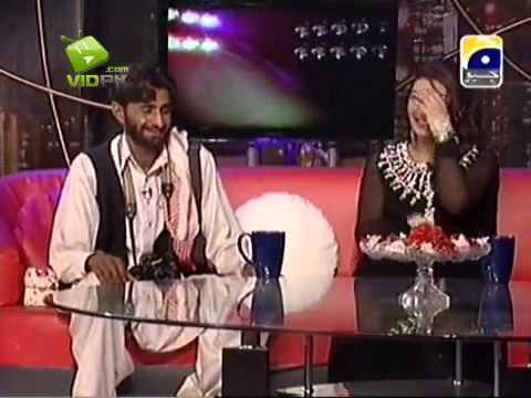 Ayesha Khan at The Sahir Show part3.flv