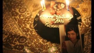 Akhir Birthday (Shoto Danar Projapoti)