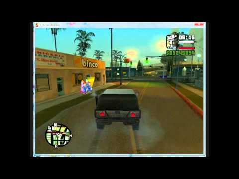 GTA: San Andreas Mods