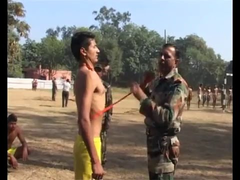 Indian Army Bharti | Physical Test thumbnail
