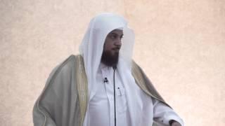 مواقف النبي ﷺ في دعوة الناس | د. محمد العريفي
