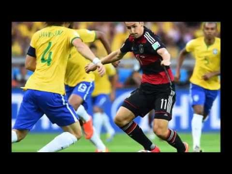 Klose vs brazil,Klose breaks Ronaldo's record,in pictures,most number of goals in world cup football