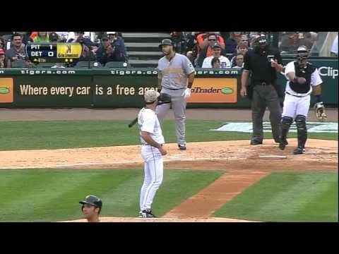 Justin Verlander's 13 strikeouts vs. Pittsburgh Pirates Detroit Tigers Memorial Day May 27 2013
