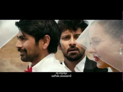 David Telugu Promo  6  Vikram And Jiiva telugumovie.co video