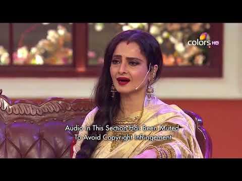 Comedy Nights With Kapil - Rekha - Super Nani - 12th October 2014 - Full Episode thumbnail
