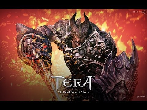 TERA online gameplay BEST MMO GAME?