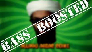 DJ inappropriate - Allahuakbar Remix Bass boosted | Spikz 1 year special