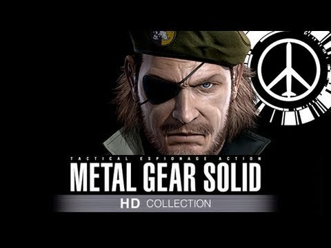 Metal Gear Solid Peace Walker Demo Gameplay (HD 720p)