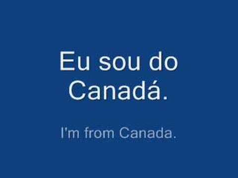 Learn Brazilian Portuguese Language Phrases - Greetings